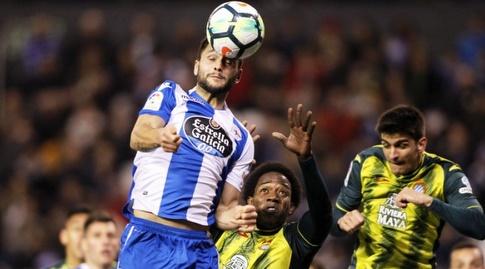 פלורין אנדונה עולה לנגיחה (La Liga)