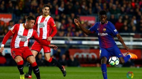 אוסמן דמבלה (La Liga)