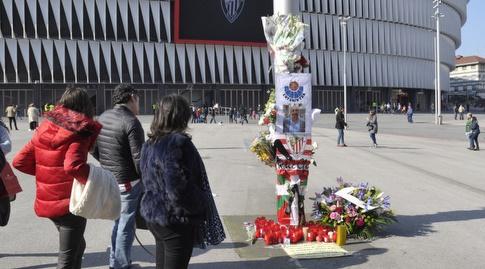 האנדרטה לזכר השוטר (La Liga)