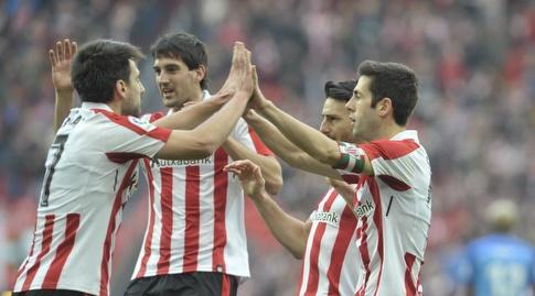 בילבאו חוגגת את השוויון (La Liga)