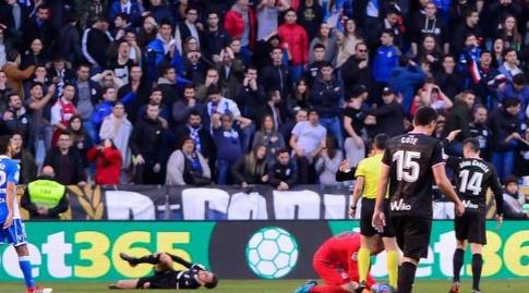רגע ההכשלה של מקסים קובאל (La Liga)