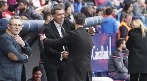 קיקה סאנצ'ס פלורס וחואן מוניס (La Liga)