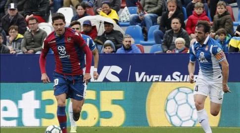 סאשה לוקיץ' לפני ויקטור סאנצ'ס (La Liga)