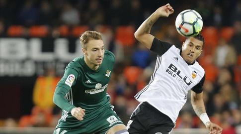לורן מורון מול ג'ייסון מוריו (La Liga)