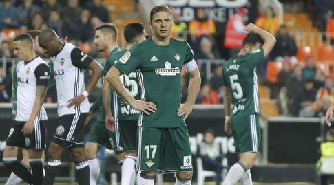 חואקין מאוכזב (La Liga)