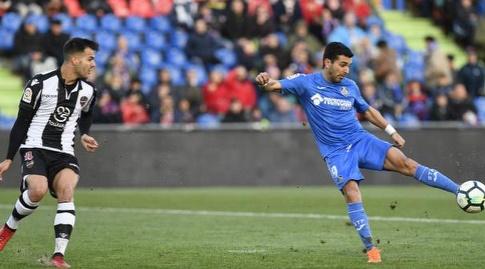 אנחל רודריגס בועט (La Liga)