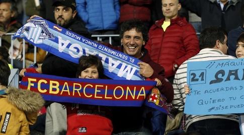 אוהדי ברצלונה (La Liga)