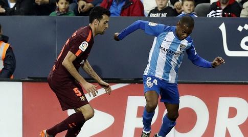 סרחיו בוסקטס נגד דייגו רולאן (La Liga)