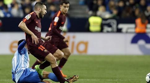 ג'ורדי אלבה מופל (La Liga)