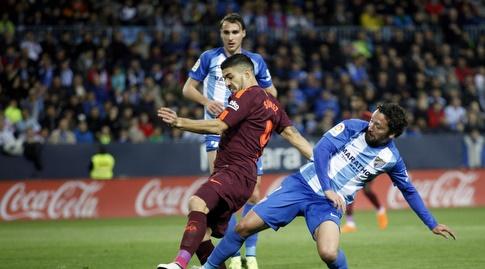 לואיס סוארס נלחם (La Liga)