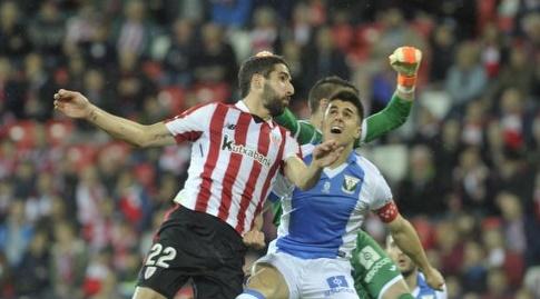 ראול גארסיה כובש את השער הראשון (La Liga)