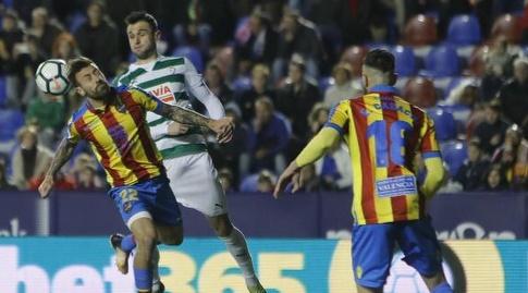 אנטוניו לונה ואריק קבאקו (La Liga)