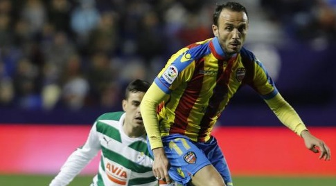 ג'מפאולו פאציני עם הכדור (La Liga)