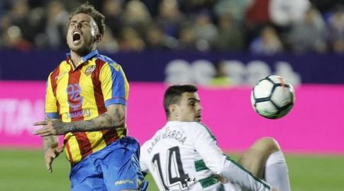 דני גארסיה ורוז'ר מרטי (La Liga)