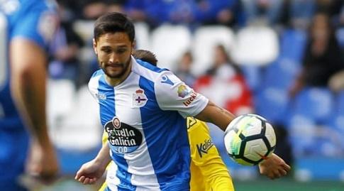 פלורין אנדונה שומר על הכדור (La Liga)