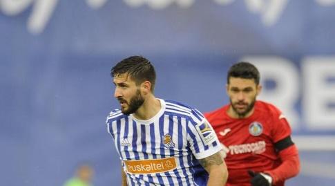 חורחה מולינה מאחורי ראול נבאס (La Liga)