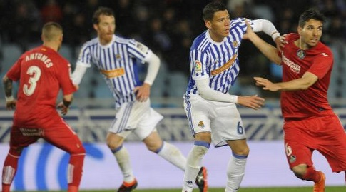 שחקני סוסיאדד וחטאפה (La Liga)