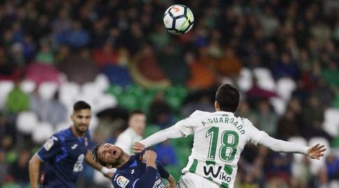 אנדרס גוורדאדו נוגח (La Liga)