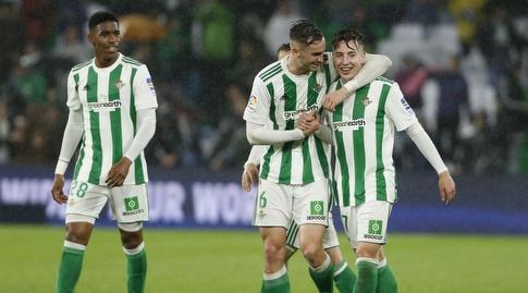 בטיס מאושרת בסיום (La Liga)