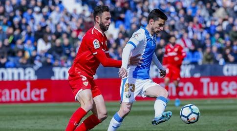 אומאר ראמוס מול מיגל לאיון (La Liga)