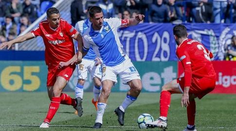 גבריאל פירש מול וויסאם בן יידר (La Liga)