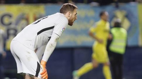 יאן אובלק בהלם אחרי השני של ויאריאל (La Liga)