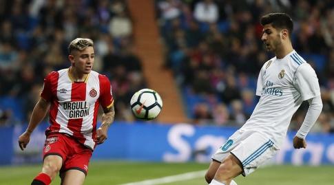 מרקו אסנסיו נלחם (La Liga)