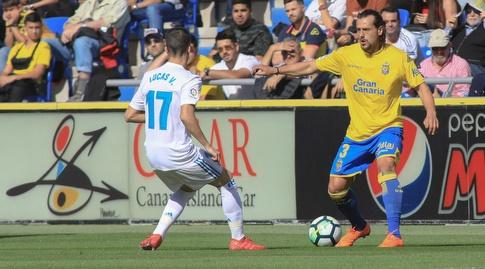 מתיאס אגירגראיי מול לוקאס ואסקס (La Liga)