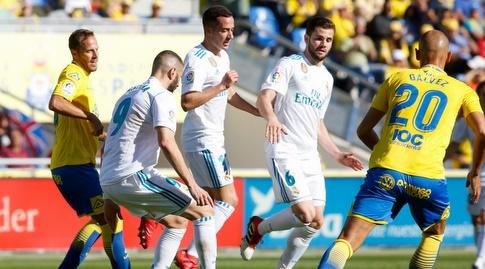 שחקני ריאל קיבלו פנדל (La Liga)