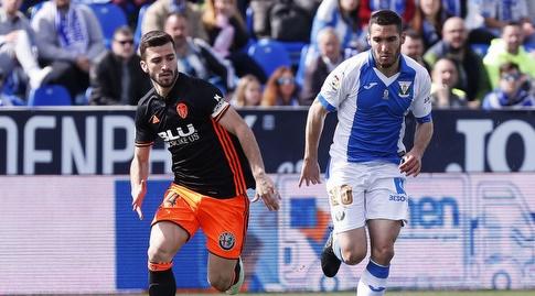 יוסבה סלדואה עם הכדור (La Liga)