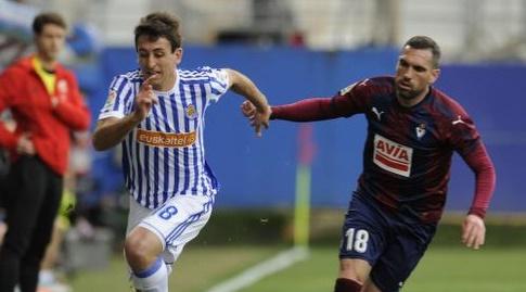 ארבייה נגד אויארסבאל (La Liga)