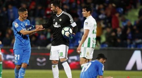 אנטוניו אדאן ופייסל פאג'ר (La Liga)