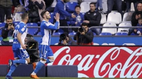 לוקאס פרס אחרי הכיבוש (La Liga)