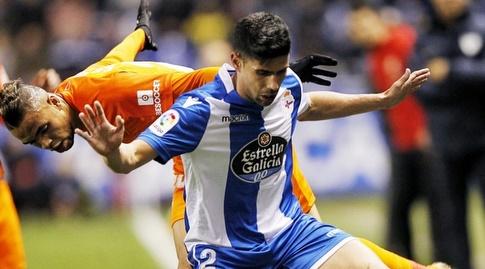 חואנפראן שומר על הכדור (La Liga)
