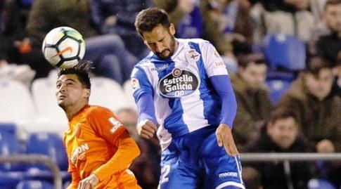 סלסו בורחס עולה לגובה (La Liga)