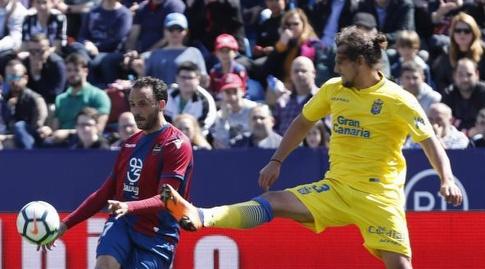 גאלבס נאבק עם פאציני (La Liga)