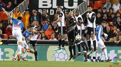 ג'רארד מורנו בועט (La Liga)
