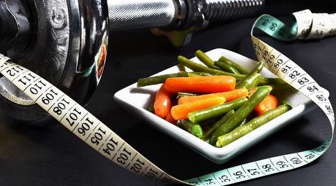 בתהליך שריפת שומן נדרש שינוי בדיאטה, אבל לא קיצוני (pixabay)