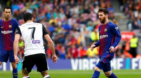 ליאו מסי מול גונסאלו גדש (La Liga)
