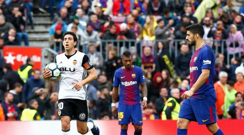 דני פארחו לאחר השער המצמק (La Liga)