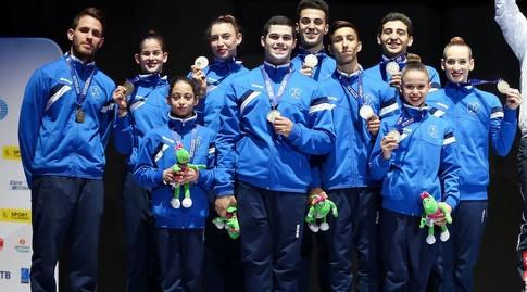 נבחרת ישראל באקרובטיקה (איגוד ההתעמלות)