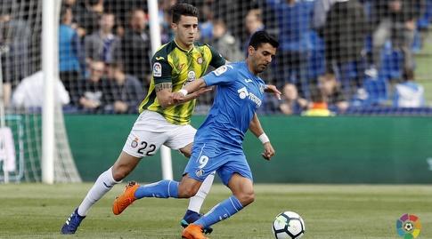 אנחל רודריגס מול הרמוסו (La Liga)