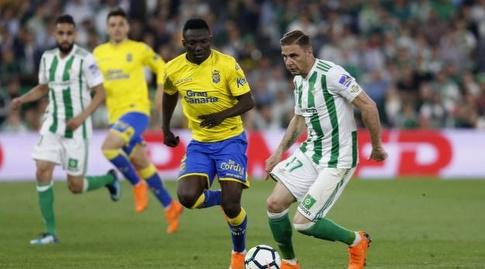 חואקין מול פטר אטבו (La Liga)