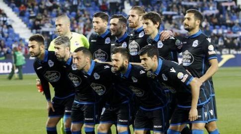 שחקני דפורטיבו לה קורוניה (La Liga)