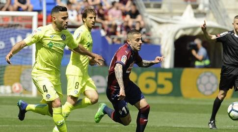 רובן פנייה רץ לכדור (La Liga)