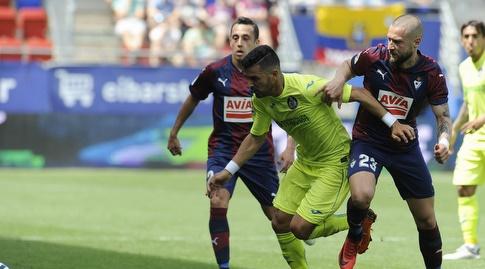 דויד ז'ונקה נאבק (La Liga)