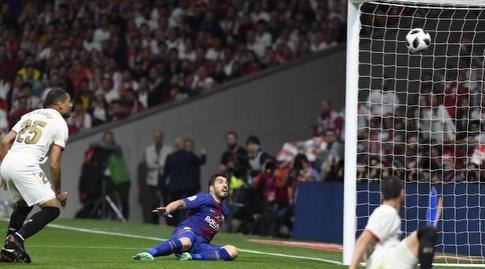 לואס סוארס כובש (La Liga)