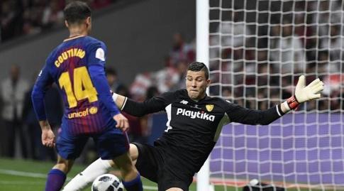 קוטיניו מבשל לסוארס (La Liga)