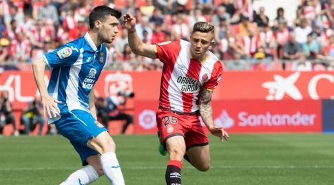 פאבלו מפאו מנסה לחטוף (La Liga)