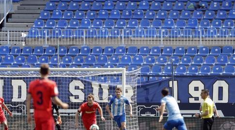 אלברו אודריוסולה עם הכדור (La Liga)